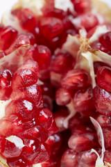 Fresh pomegranate