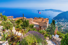 French Riviera. The Medieval V...