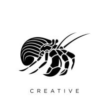 Hermit Crab Logo Design