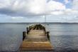 old pier at german beach
