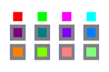 Color Optical Illusion By Assi...