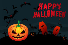 Happy Halloween, Image With Pu...