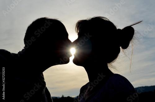 Photo ô!iday : kiss