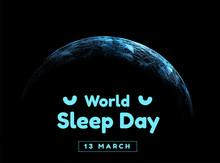 World Sleep Day. Event That Ta...