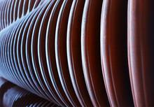 Vertical Clay Construction Pan...