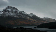 Mountains And Loch