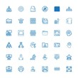 Editable 36 organization icons for web and mobile