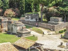 Pompeii / Pompeji - Ruinenstadt In Italien