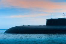 Submarine Close-up. Submarine ...