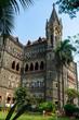 India, Mumbai - January 3 2020 - Palace of the Supreme Court in Mumbai