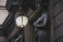 Elegant Street Lamp