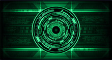 Green Eye Cyber Circuit Future...