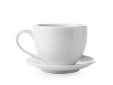 Empty Coffee Or Tea Cup I