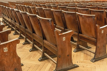 Antique Wooden Armchairs Arran...