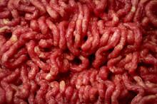 Fresh Raw Minced Meat Backgrou...