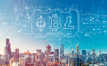 Cryptocurrency - Bitcoin, Ethe...