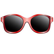 Red Sunglasses Icon Illustrati...