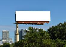 Large Billboard In South Florida