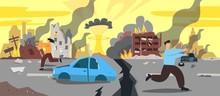 Doomsday City Apocalyptic Ruin...