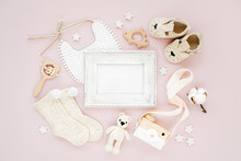 Photo Frame With Set Of Clothe...