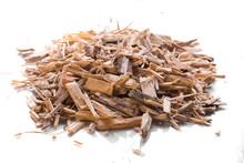 Small Pile Of Wood Chips For H...