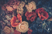 Beautiful Artificial Rose Flow...