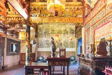 The Altar Inside The Khoo Kong...