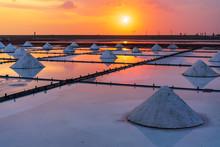 Jingzijiao Wapan Salt Field, S...