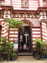 Jami Ul-Alfar Mosque In Colomb...