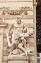 Vienna, Austria. Heracles And ...