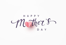 Mother's Day Greeting Card. Ve...