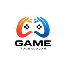 Gaming Controller Logo Design ...