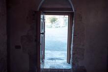 Open Door In The Church
