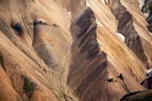 Volcanic Mountains Of Landmann...