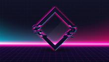 Creative Vector Synthwave, Ret...