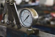 Old Workshop Tools - Pressure ...