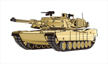 Tank Illustration