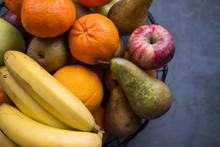 Fruiterer Full Of Fruit Such A...