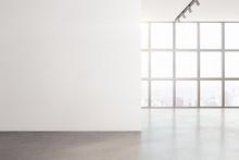 Minimalistic Interior With Win...