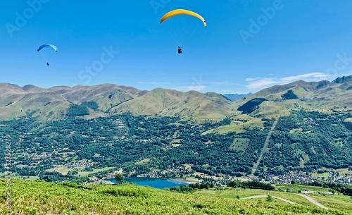 Photo paysage magnifique Loudenvielle -Genos