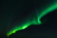 Aurora Boreal Or Northern Lights