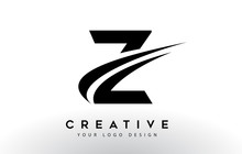 Creative Z Letter Logo Design ...
