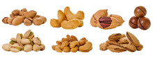 Set Of Assorted Nuts With Clip...