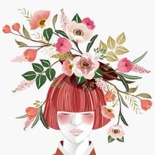 Vector Illustration Of A Short...