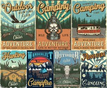 Vintage Hunting And Camping Co...