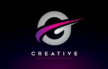 Creative G Letter Logo Design ...