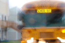 School Bus Motion Creative Abs...