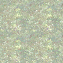 Marbled Paper Suitable For Background Or Endpaper Of Book - Greens And Blues Seamless Pattern