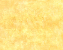 Yellow Gold Paper Background W...