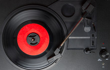 Classic Portable Record Player...